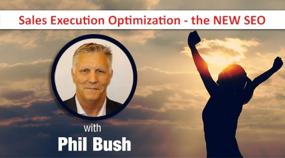 Sales Execution Optimization – the NEW SEO