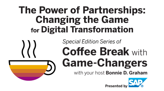 Partnerships: Changing the Game for Digital Transformation
