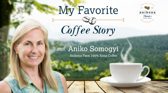 My Favorite Coffee Story