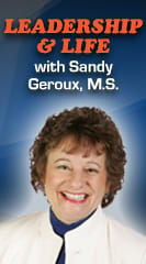 Sandy Geroux, M.S.