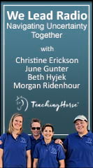 June Gunter, with Beth Hyjek, Christine Erickson, and Morgan Ridenhour