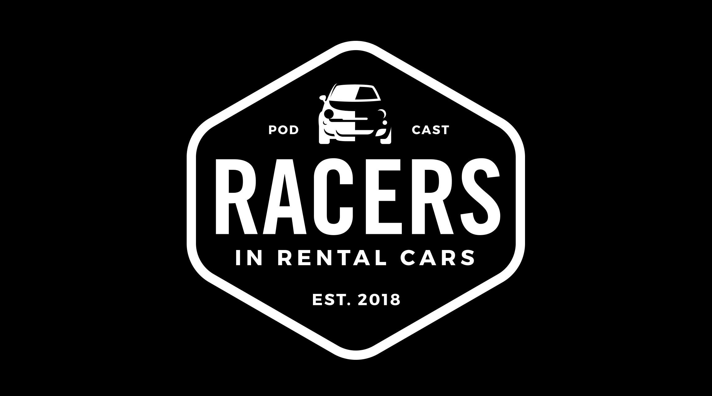 Racers in Rental Cars