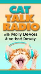 Molly DeVoss and Dewey Vaughn
