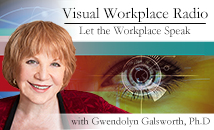 Visual Workplace Radio: Let the Workplace Speak