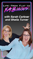 Sarah Carkner and Sheila Turner