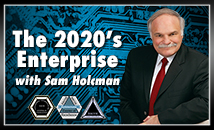 The 2020's Enterprise with Sam Holcman