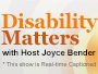 special-encore-presentation-disability-matters-with-guest-neil-romano