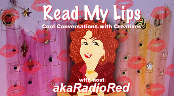 Read My Lips – Cool Conversations with Creatives