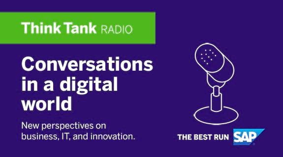 Think Tank Radio: Conversations in a Digital World