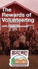The Rewards of Volunteering