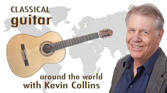 Classical Guitar Around the World