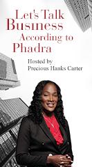Let's Talk Business According to Phadra
