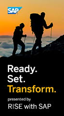 Ready Set Transform presented by RISE with SAP