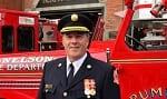 Fire Chief Simon Grypma