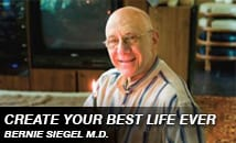 Bernie  Siegel M.D.
