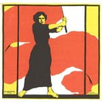 International Women's Day Poster, Germany 1914