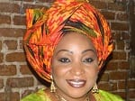 HRH Princess Moradeun  Ogunlana