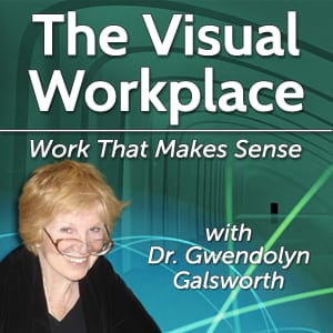 <![CDATA[The Visual Workplace: Work That Makes Sense]]>