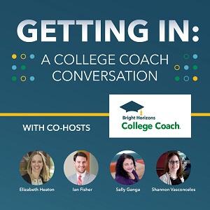 <![CDATA[Getting In: A College Coach Conversation]]>