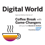 <![CDATA[Digital World with Game Changers, Presented by SAP]]>