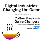 <![CDATA[Digital Industries: Changing The Game, Presented by SAP]]>