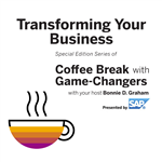 <![CDATA[Transforming Your Business with Game Changers, Presented by SAP]]>