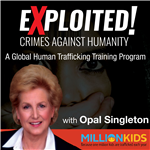 EXPLOITED: Crimes Against Humanity by The VoiceAmerica Talk Radio