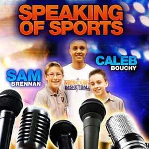 <![CDATA[Speaking of Sports]]>